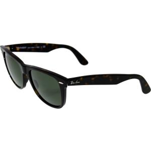 Ray-Ban Men's Original Wayfarer RB2140-902-54 Tortoiseshell Wayfarer Sunglasses