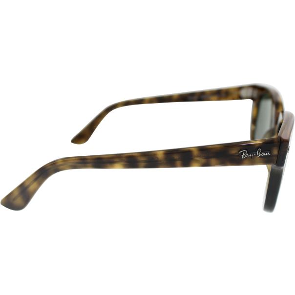 25c4e43ed7 Ray-ban 50 Meteor Havana Wayfarer Sunglasses