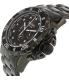 Precimax Men's Carbon Pro PX12202 Black Stainless-Steel Quartz Watch - Side Image Swatch