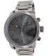 Diesel Men's Double Down DZ4215 Grey Stainless-Steel Quartz Watch - Main Image Swatch