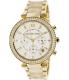 Michael Kors Women's Parker MK5632 Gold Stainless-Steel Quartz Watch - Main Image Swatch