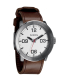 Nixon Men's Corporal A2431113 Brown Leather Quartz Watch - Main Image Swatch