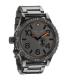 Nixon Men's 51-30 A0571235 Black Stainless-Steel Swiss Quartz Watch - Main Image Swatch