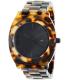 Nixon Women's Time Teller A327646 Black Plastic Analog Quartz Watch - Main Image Swatch