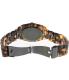 Nixon Women's Time Teller A327646 Black Plastic Analog Quartz Watch - Back Image Swatch