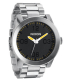 Nixon Men's Corporal SS A3461227 Silver Stainless-Steel Quartz Watch - Main Image Swatch