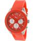 Puma Women's Motor PU102812002 Red Silicone Quartz Watch - Main Image Swatch