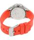 Puma Women's Motor PU102812002 Red Silicone Quartz Watch - Back Image Swatch