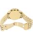 Michael Kors Women's Ritz MK5676 Gold Stainless-Steel Quartz Watch - Back Image Swatch