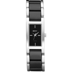 Dkny Women's NY8032 Black Ceramic Quartz Watch