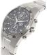 Seiko Men's SND419 Grey Titanium Quartz Watch - Side Image Swatch