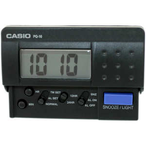 Casio Men's  Clock PQ10-1R