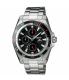 Casio Men's Edifice EFB300D-1AV Silver Stainless-Steel Quartz Watch - Main Image Swatch