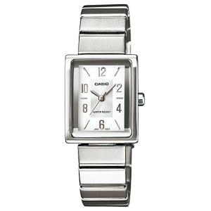 Casio Women's Core LTP1355D-7A Silver Stainless-Steel Quartz Watch