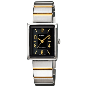 Casio Women's Core LTP1355SG-1A Silver Stainless-Steel Quartz Watch