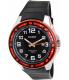 Casio Men's Core MTP1347-1AV Black Resin Quartz Watch - Main Image Swatch