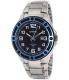Casio Men's Core MTP1347D-2AV Silver Stainless-Steel Quartz Watch - Main Image Swatch