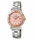 Casio Women's Sheen SHE4021SG-4A Silver Stainless-Steel Quartz Watch - Main Image Swatch