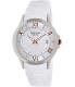 Casio Women's Sheen SHE4024-7A White Plastic Quartz Watch - Main Image Swatch