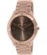 Michael Kors Women's Runway MK3181 Rose Gold Stainless-Steel Quartz Watch - Main Image Swatch