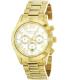 Michael Kors Men's Layton MK8214 Gold Stainless-Steel Quartz Watch - Main Image Swatch
