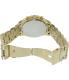Michael Kors Men's Layton MK8214 Gold Stainless-Steel Quartz Watch - Back Image Swatch
