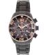Swiss Precimax Men's Deep Blue Pro II SP12173 Black Stainless-Steel Swiss Chronograph Watch - Main Image Swatch