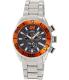 Swiss Precimax Men's Deep Blue Pro II SP12175 Silver Stainless-Steel Swiss Chronograph Watch - Main Image Swatch