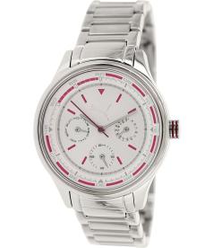 Puma Women's Motor PU102742006 Silver Stainless-Steel Quartz Watch