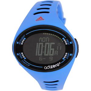 Adidas Men's AdiZero ADP3511 Blue Silicone Quartz Watch