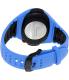 Adidas Men's AdiZero ADP3511 Blue Silicone Quartz Watch - Back Image Swatch