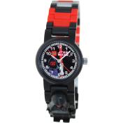 Lego Children's Star Wars 9004315 Black Plastic Quartz Watch