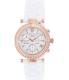 Precimax Women's Lily Elite Crystal PX13191 White Ceramic Quartz Watch - Main Image Swatch