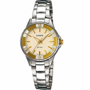 Casio Women's Core LTP1360D-9AV Silver Stainless-Steel Quartz Watch
