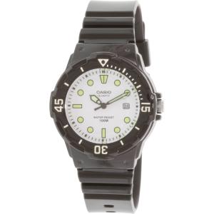 Casio Women's Core LRW200H-7E1V Black Resin Quartz Watch