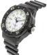 Casio Women's Core LRW200H-7E1V Black Resin Quartz Watch - Side Image Swatch
