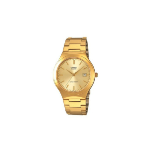 Casio Men's Core MTP1170N-9A Gold Stainless-Steel Quartz Watch