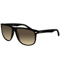 Ray-Ban Unisex Gradient  RB4147-601/32-56 Black Square Sunglasses