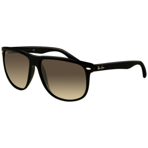 Ray-Ban Unisex Gradient  RB4147-601/32-56 Black Square Sunglasses