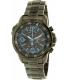 Seiko Men's Solar SSC079 Black Stainless-Steel Quartz Watch - Main Image Swatch