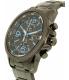 Seiko Men's Solar SSC079 Black Stainless-Steel Quartz Watch - Side Image Swatch