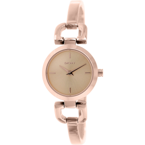 Dkny Women's Reade NY8542 Rose-Gold Stainless-Steel Quartz Watch
