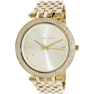 Michael Kors Women's Darci MK3191 Gold Stainless-Steel Quartz Watch