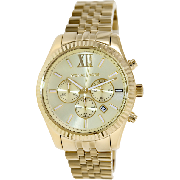 Michael kors watches for men gold