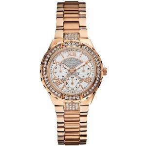 Guess Women's U0111L3 Rose Gold Stainless-Steel Quartz Watch