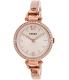 Fossil Women's Georgia ES3226 Rose-Gold Stainless-Steel Analog Quartz Watch - Main Image Swatch