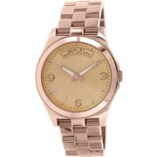 Marc by Marc Women's MBM3184 Rose Gold Stainless-Steel Quartz Watch