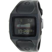 Nixon Women's Unit SS A498000 Digital Polyurethane Quartz Watch