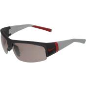 Nike Men's Interchangeable  EV0561-960-67 Gunmetal Wrap Sunglasses