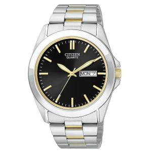 Citizen Men's BF0584-56E Black Stainless-Steel Quartz Watch